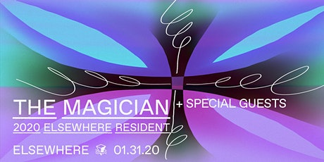 The Magician @ Elsewhere (Hall) tickets