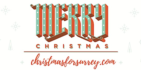 Christmas For Surrey 2019 tickets