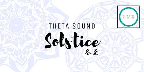 Theta Sound: Solstice 冬至 tickets