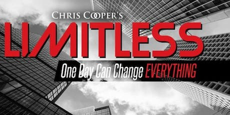 CHRIS COOPER'S LIMITLESS ATLANTA 2019 tickets