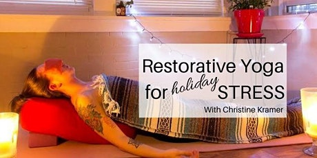 Restorative Yoga for Stress tickets