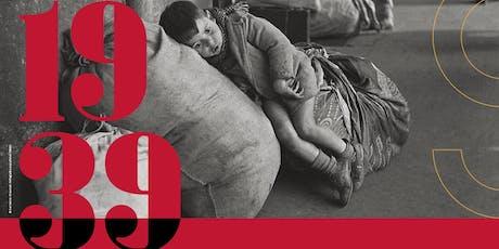 Visita privada  exposición 80 Aniversario exilio republicano español entradas