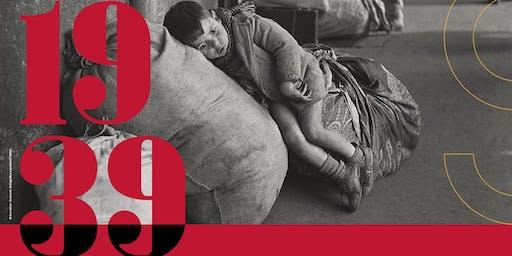 Visita privada  exposición 80 Aniversario exilio republicano español