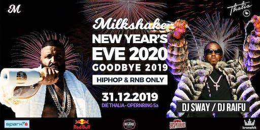 Milkshake New Years Eve 2020: Goodbye 2019 // Graz