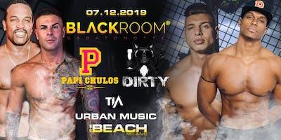 DIRTY Party - Saturday 07 December  - The Beach Club Milano