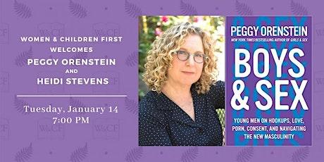 Peggy Orenstein in conversation with Heidi Stevens tickets