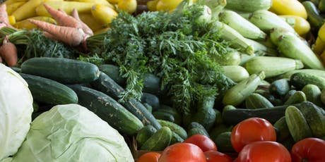 Access to Healthy, affordable food in Shropshire tickets