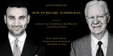 How to become superhuman tickets