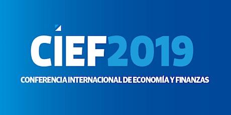 CIEF 2019 entradas