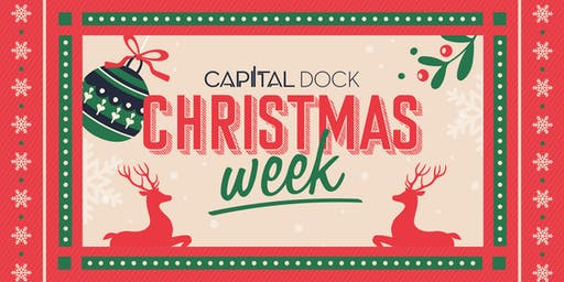 Christmas @ Capital Dock