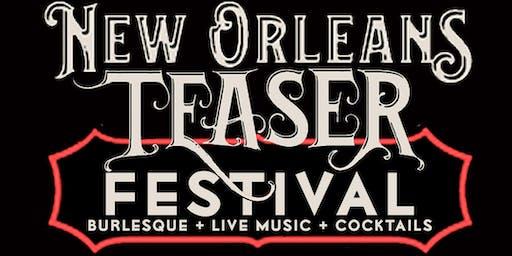 Teaser Festival