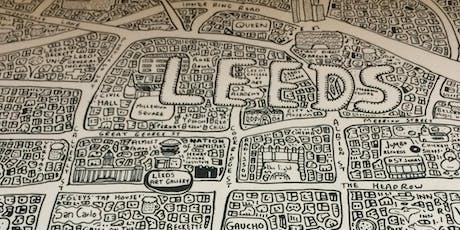 Doodle Map Masterclass with Dave Draws tickets