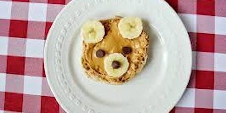 Mini Chef Creations: Teddy Bear Toast- GIANT York tickets