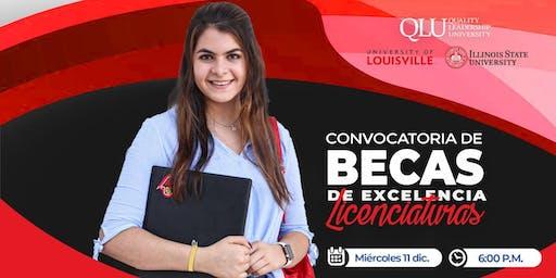 Convocatoria de Becas para Programas de Licenciaturas