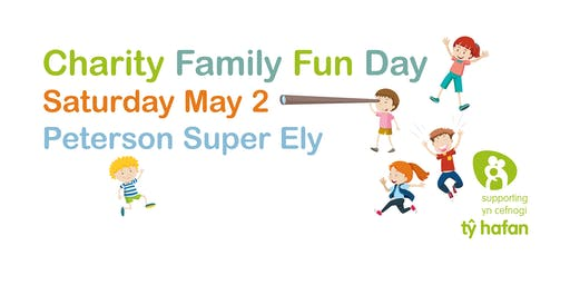 Peterston super Ely Family Fun Day - In Aid of Ty Hafan