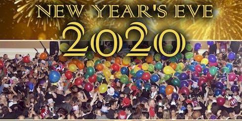 New Year's Eve International Gala at the Luxurious Omni Shoreham Hotel