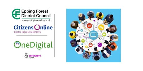 Digital Inclusion - Networking Event tickets