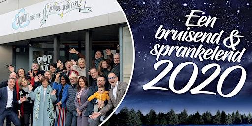 """Nieuwjaarslezing met gastspreker Herman Konings """"Forward to basics"""""""