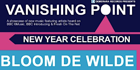 Vanishing Point New Year Party 2020 tickets