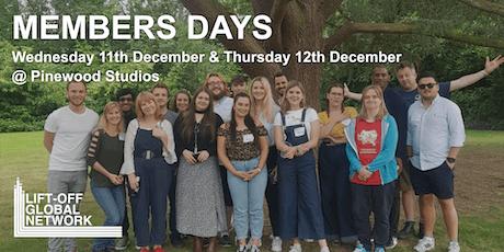 December Members Days tickets