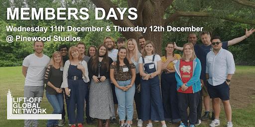 December Members Days