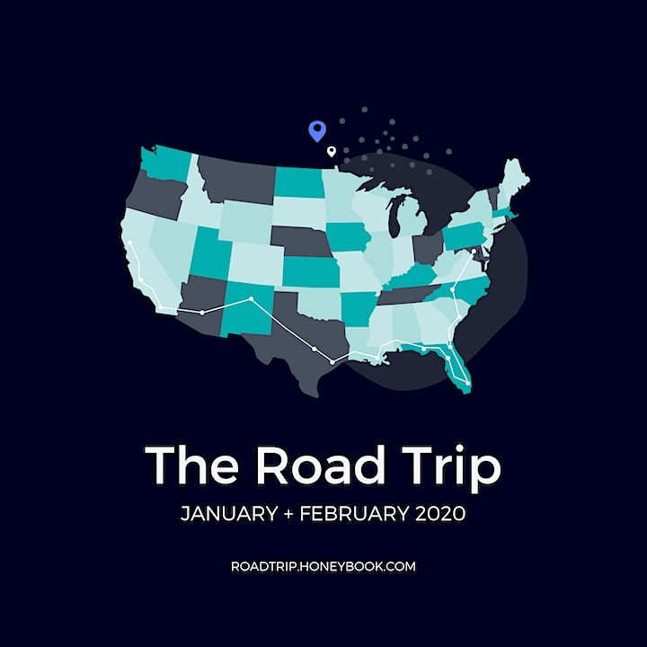 Rising Tide Road Trip: Citywide Creative Community Meet-Up image