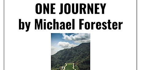 Book signing: One Journey by Michael Forester tickets