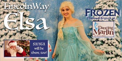 Elsa & Santa Fundraiser Brunch