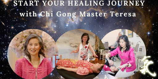 1-Day Learn to Send Fa Chi Healing to Others with Pureland Qi Gong® with Ge