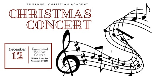 ECA Christmas Concert