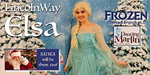 Copy of Elsa & Santa Fundraiser Brunch