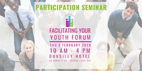 Participation Seminar - Facilitating Your Youth Forum tickets