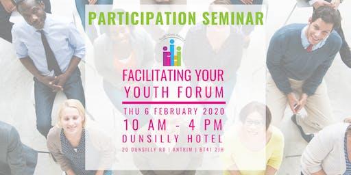 Participation Seminar - Facilitating Your Youth Forum