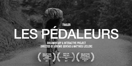 """Ciné-débat : """"Les pédaleurs"""" de J. Gentais et M. Leclerc billets"""