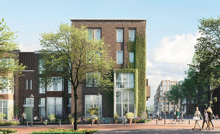 Afbeelding van Bouwhuisdebat: van place to buy naar place to be , Apeldoorn één stadspark