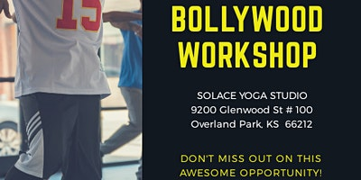BOLLYWOOD WORKSHOP