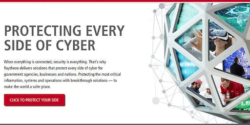 Recruitment Open Day - Careers in Cyber - Raytheon UK