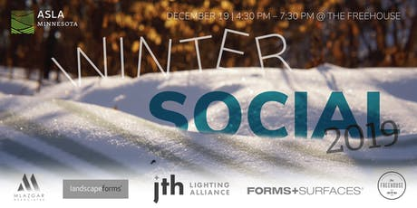 ASLA-MN Winter Social 2019 tickets