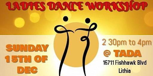 LADIES BOLLYWOOD DANCE WORKSHOP