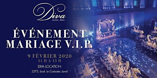 Événement Mariage Vip  , 9 février 2020.