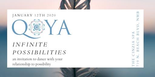 Qoya: Infinite Possibilities