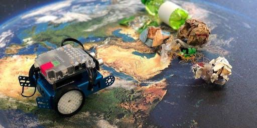 Osterferiencamp: Leben in der Zukunft (8-12 Jahre)