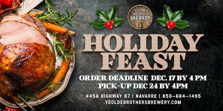 Ye Olde Brothers Brewery Holiday Feast entradas