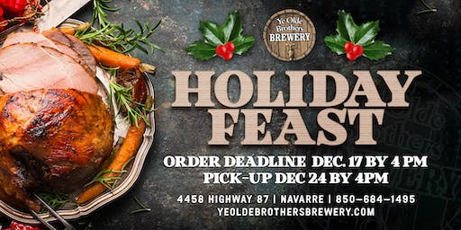 Ye Olde Brothers Brewery Holiday Feast