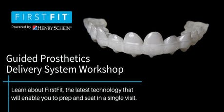 FirstFit Guided Prosthetics Delivery System Workshop: Hosted by FirstFit (New York, NY) - PLEASE DISREGARD TIMING AND DATE - FOR PAYMENT PURPOSES ONLY tickets