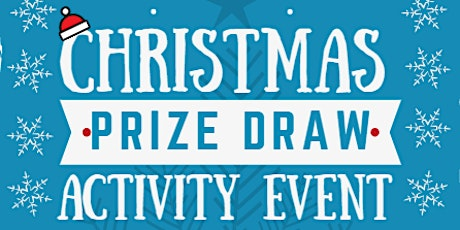 Christmas Event and Prize Draw tickets