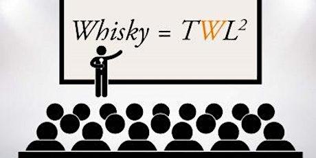 Whisky School - London tickets