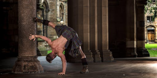 Kilted Yoga - Unlocking the Shoulders Workshop
