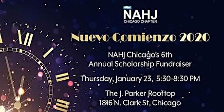 NAHJ Chicago's Nuevo Comienzo 2020 tickets