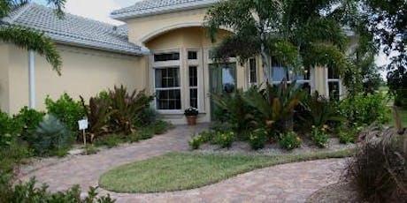 Designing Your Florida-Friendly Landscape tickets